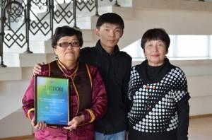 автор Намжилма Нанзатовна Бальжинимаева