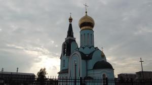 Приглашение в Свято-Воскресенскую церковь